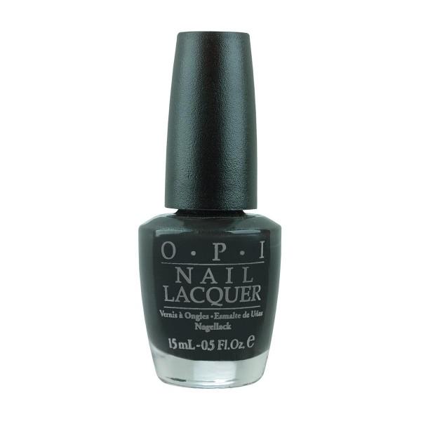 Opi nail lacquer nlt02 eu-lady in black