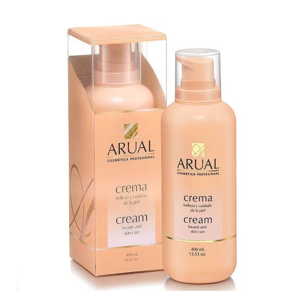 Arual crema belleza y cuidado de la piel 400ml