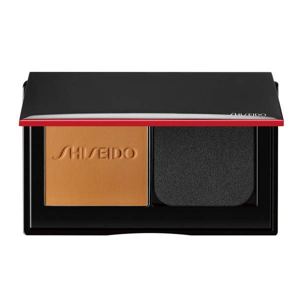 Shiseido custom finish base en polvos 410 1un