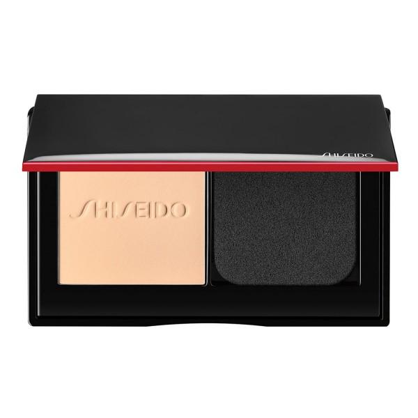Shiseido custom finish base en polvos 130 opal 1un